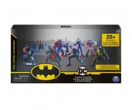 Батман - Комплект минифигури, 8 броя