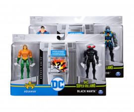 Играчка за деца DC Universe - Комплект фигури 10 см, асортимент 6056334