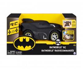Играчка за деца Батман - Батмобил с дистанционно 6058489