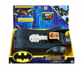 Играчка за деца Батман - Батмобил Tech Defender 6062755
