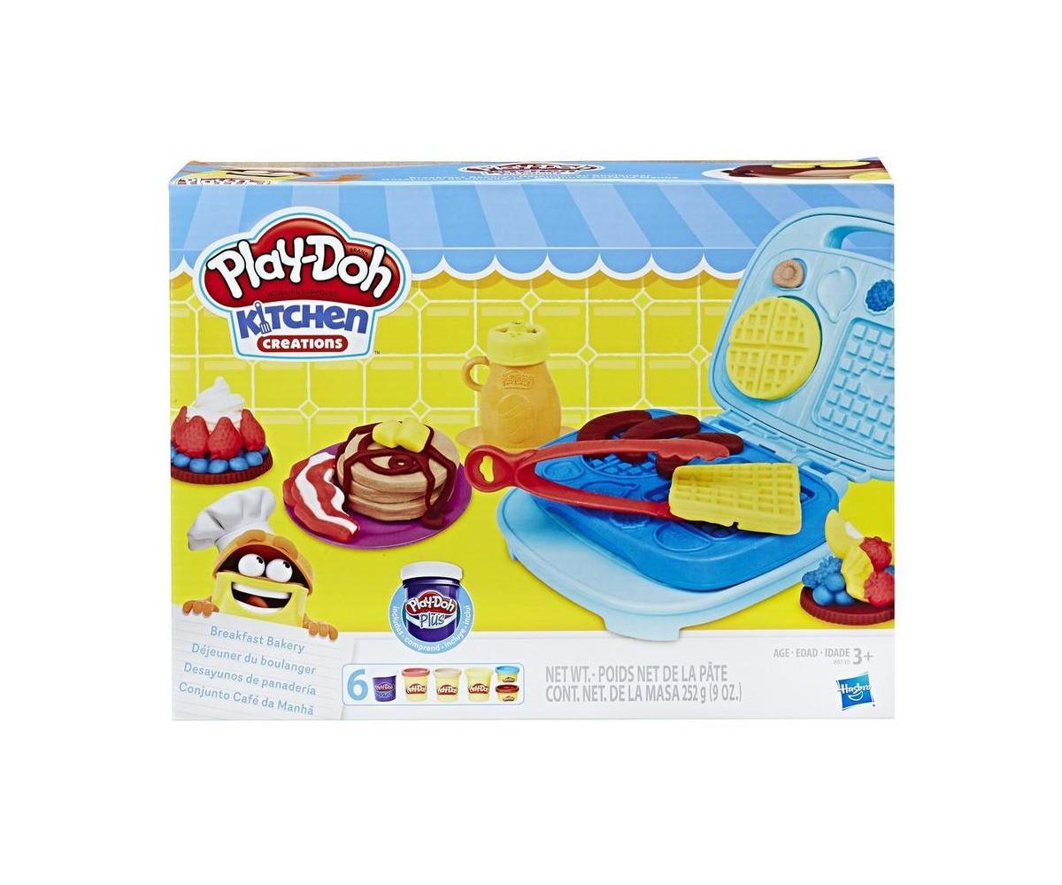 Детска играчка за моделиране - Play Doh - Пекарна за закуска