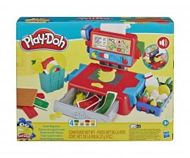 Детски касов апарат с пластелин за игра Плей До E6890