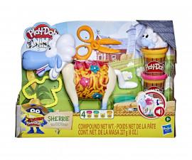 Детски комплект за игра с пластелин овцата Шери Плей До E7773