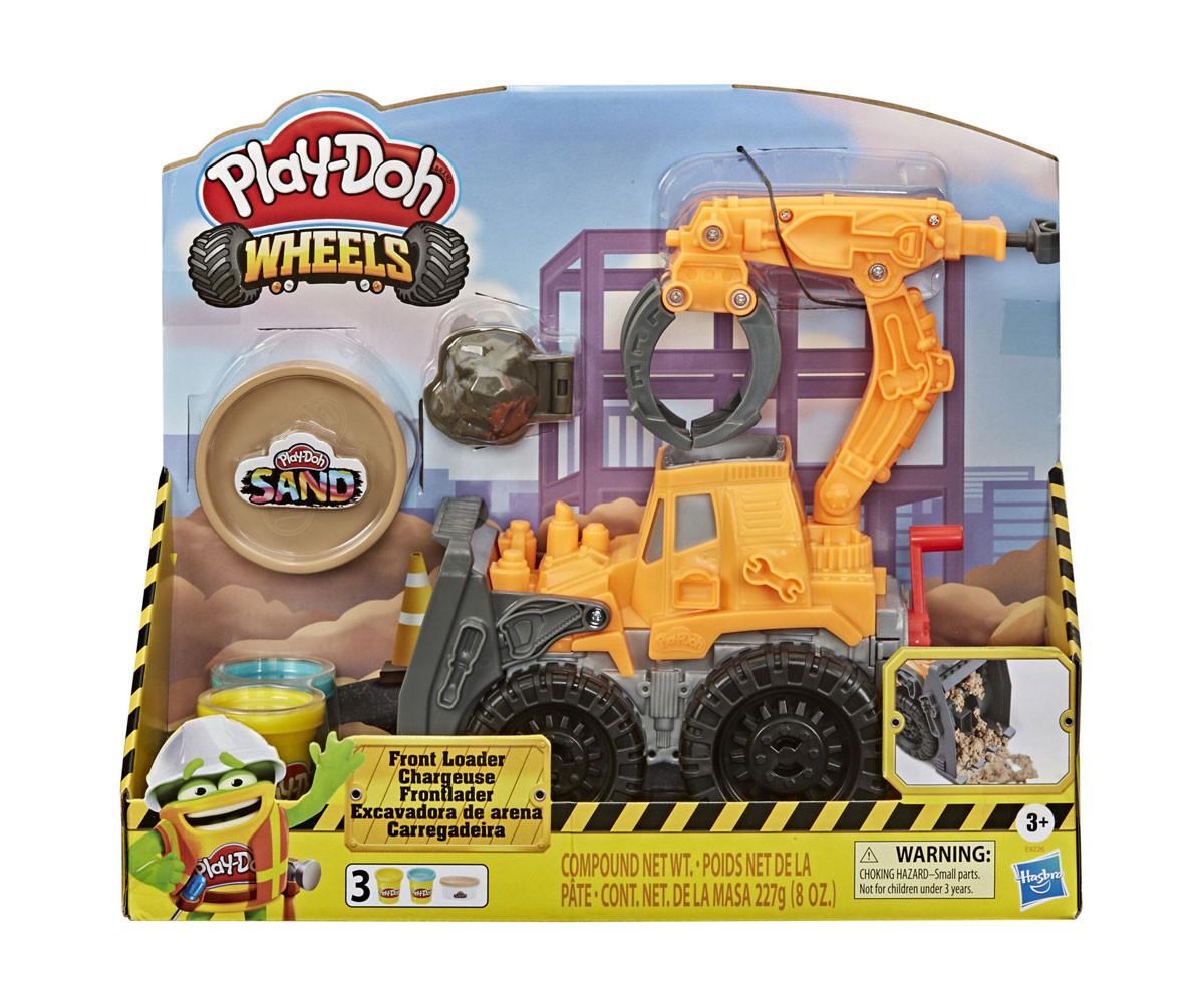 Детска играчка товарач Плей До E9226