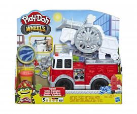 Детски комплект Плей До пожарна