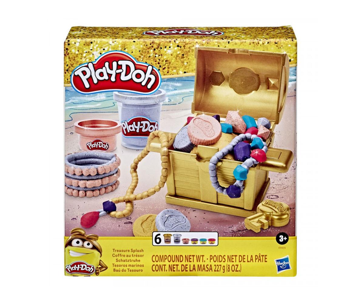 Детски комплект Плей До търсене на съкровища Hasbro E9435