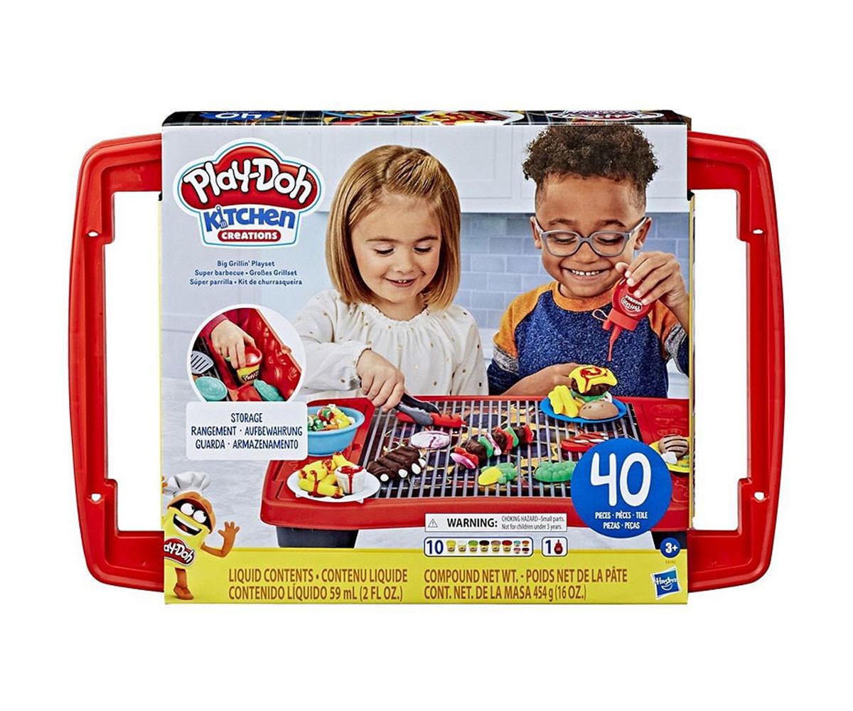 Детски комплект Плей До комплект за барбекю
