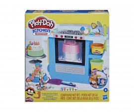 Детска играчка за моделиране Hasbro F1321 Play Doh - Комплект Фурна за торти