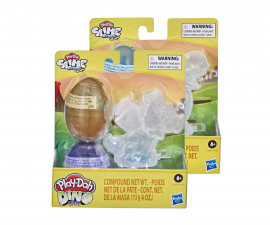 Детска играчка за моделиране Hasbro F1499 Play Doh - Динозавърско яйце, асортимент
