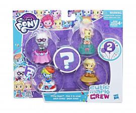 Детска играчка за момиче - My Little Pony - Комплект 5 фигури