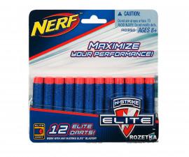 Комплект стрели за Nerf Elite - 12 бр.