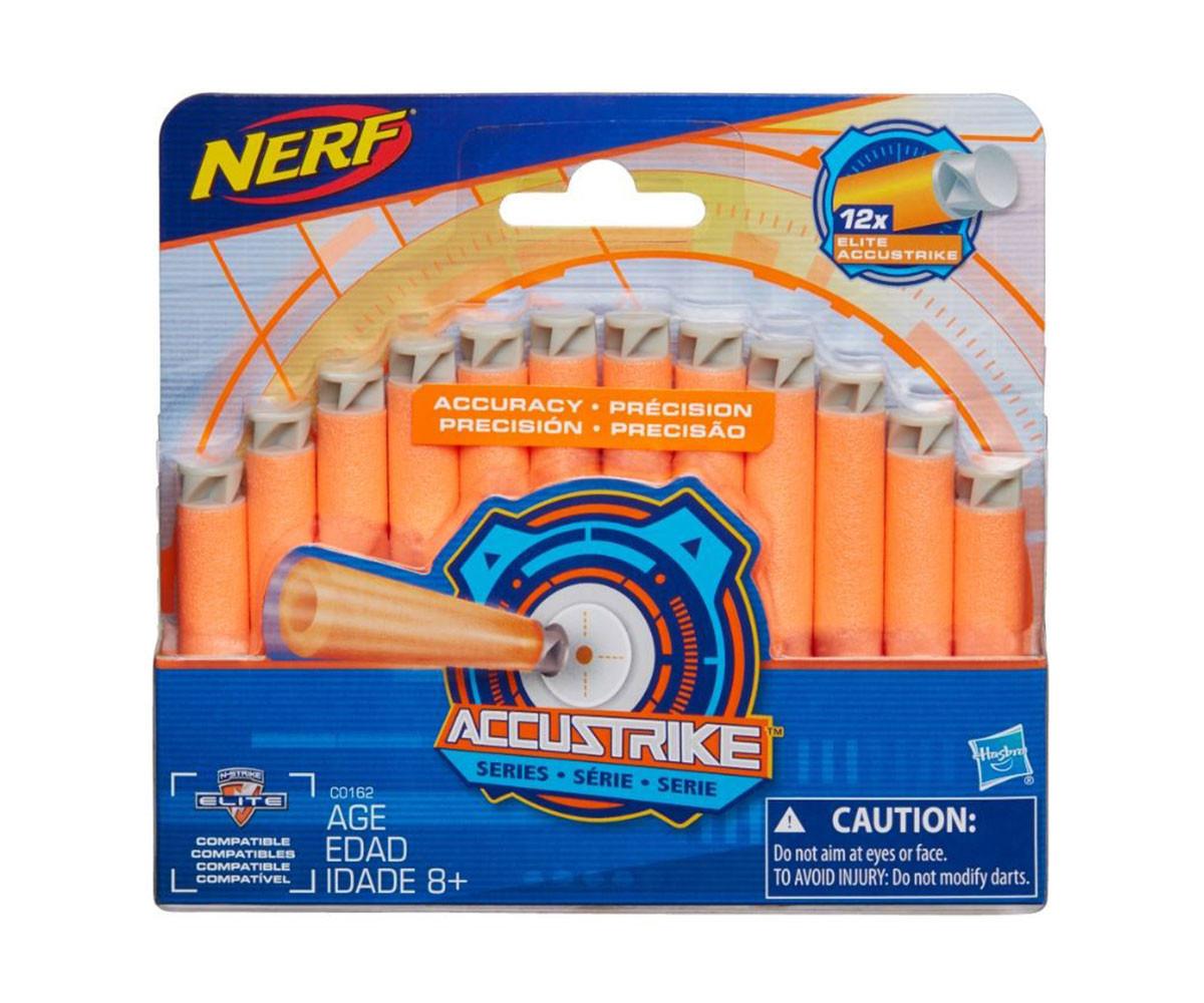 Детски стрели за пистолет N-strike 12 броя Hasbro Nerf C0162