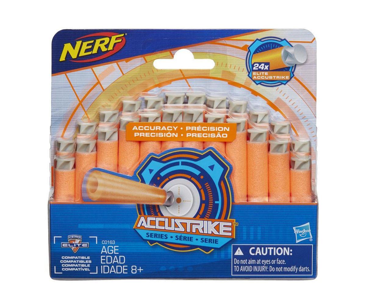 Детски стрели за пистолет 24 броя Hasbro Nerf C0163