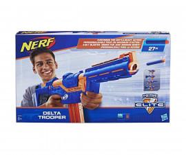Детски пистолет Бластер Делта Трупър Hasbro Nerf E1911