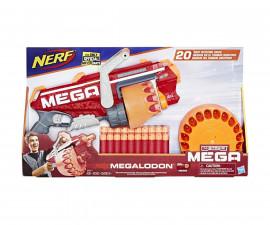 Детски пистолет Nerf N-Strike Megalodon Mega Hasbro E4217