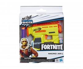 Детски пистолет Nerf Микрошот Фортнайт AR-L Hasbro E6750
