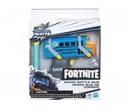 Детски пистолет Nerf Микрошот Фортнайт Боен автобус Hasbro E6752