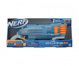 Детски пистолет Nerf Elite 2.0 Warden DB 8