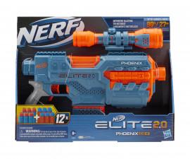 Детска играчка Бластери, нърфове Hasbro E9961 Нърф - Elite 2.0 Phoenix CS6
