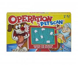 Детска забавна настолна игра - Операция: Скенер за домашни любимци Hasbro E9694