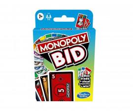 Семейна игра с карти: Монополи Наддаване