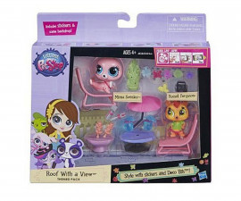 Забавни играчки Hasbro Littlest Pet Shop A7642