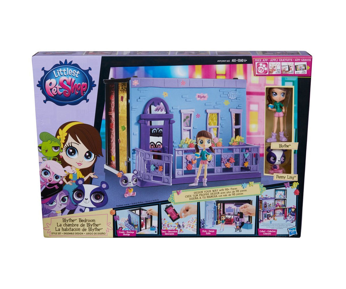 Забавни играчки Hasbro Littlest Pet Shop A9479