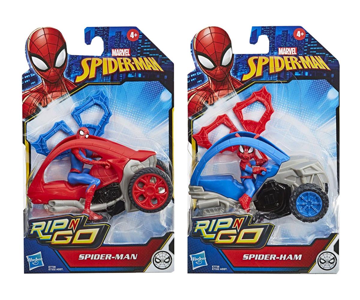 Spider man Кола за каскади, асортимент Hasbro E7332