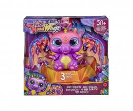 Детска интерактивна играчка Hasbro F0633 Интерактивни животни - Бебе дракон