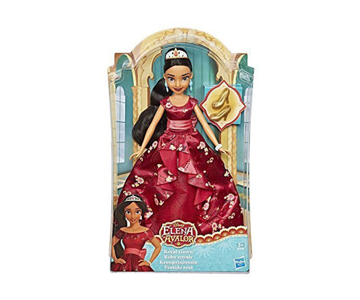 Играчки за момичета Disney Princess от Замръзналото кралство 2 - Елена от Авалор с кралска рокля Hasbro B7370