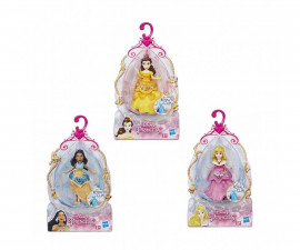 Играчки за момичета Disney Princess - Малка кукла, асортимент Hasbro E3049
