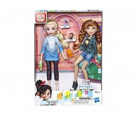 Кукли Анна и Елза от Заръзналото кралство 2 E7417