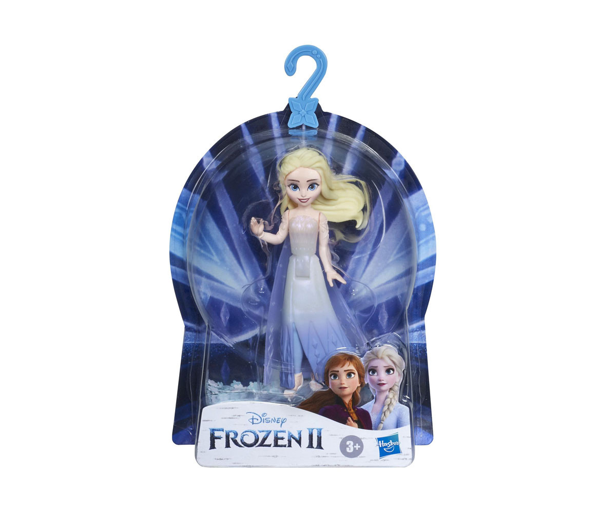 Играчки за момичета малки кукли Frozen - Елза Hasbro E8687