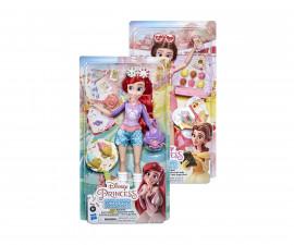 Детска играчка кукли филмови герои Disney E8394 Дисни принцеси - Модерни принцеси, кукла с аксесоари