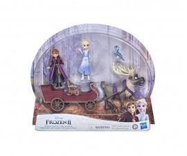 Детска играчка кукли филмови герои Hasbro F0590 Замръзналото кралство 2 - Кукла с аксесоари, асортимент