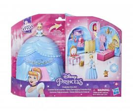 Дисни принцеси - Пепеляшка: Игрален комплект с дрехи и аксесоари Hasbro F1386