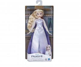 Детска кукла Барби Замръзналото кралство 2 - Кралица Елза Hasbro F1411