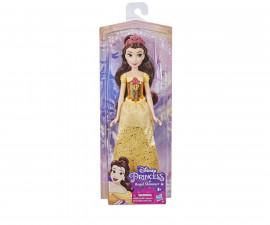 Детска играчка кукли филмови герои Disney F0898 - Дисни принцеси - Кралски блясък Бел