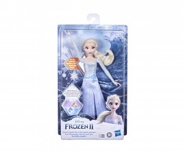 Кукла Frozen 2 - Елза с блестяща рокля Hasbro F0594