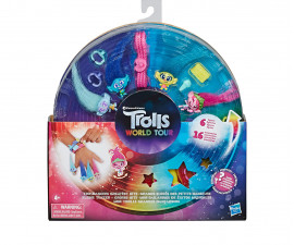 детска играчка Тролове - 6 колекционерски фигури