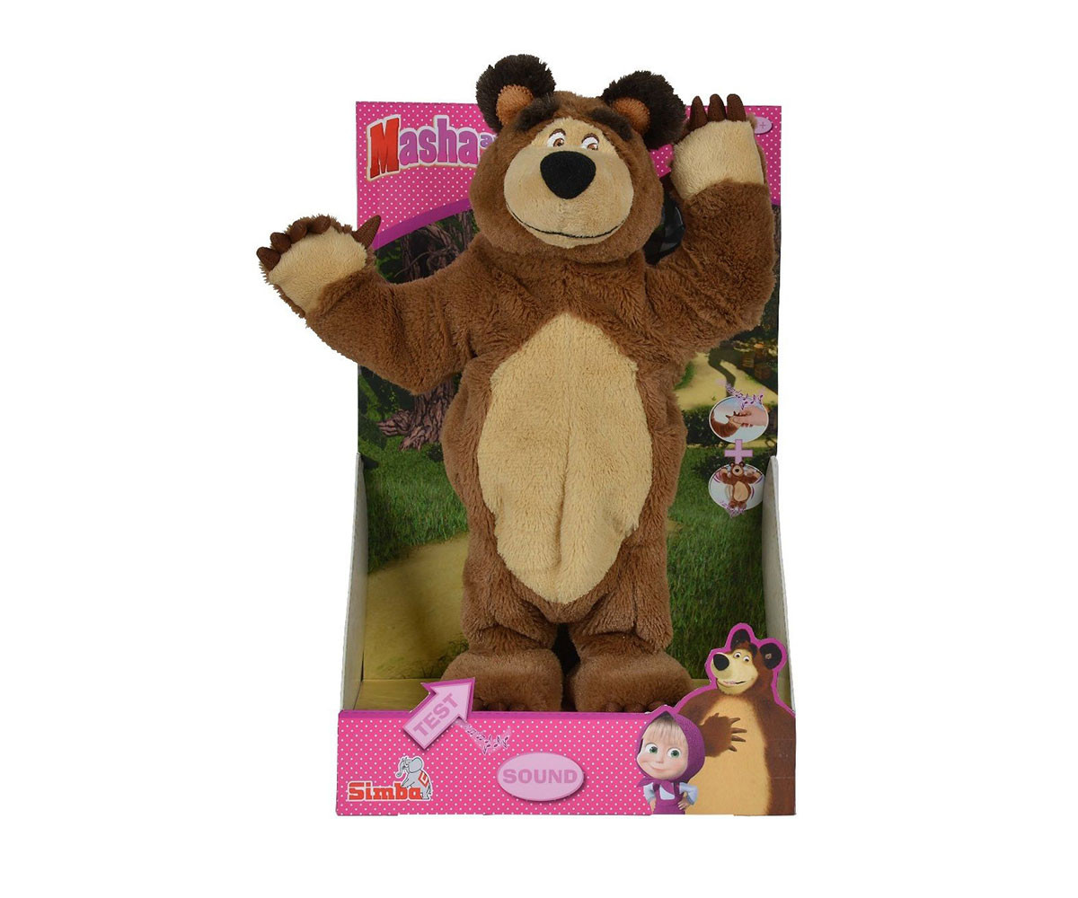 Герои от филми Simba-Dickie Masha and the Bear 109308236
