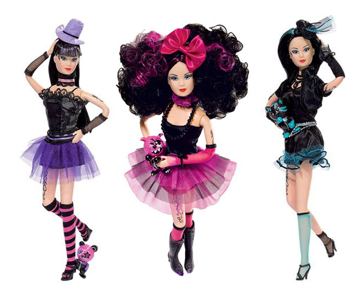 Кукла Стефи Лав - Мистични момичета, асортимент