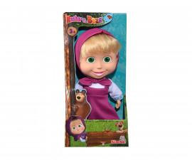 Детска играчка - Маша и Мечока - Мека кукла