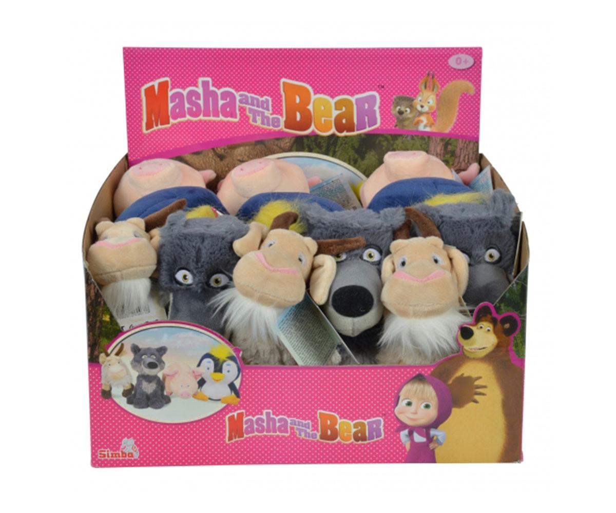 Герои от филми Simba-Dickie Masha and the Bear 109301010