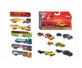 Коли, камиони, комплекти Simba-Dickie Majorrete 212053150