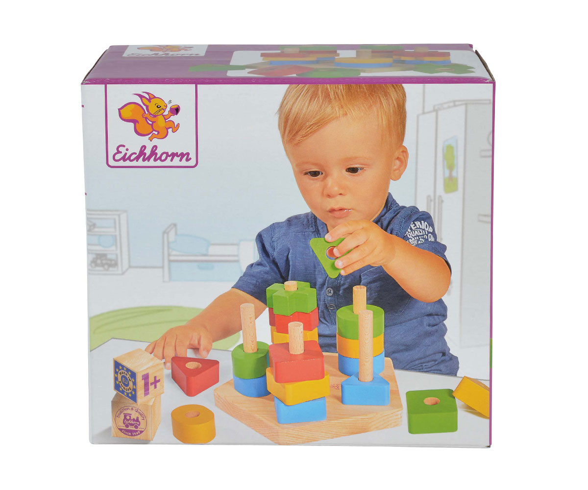 Дървени играчки Simba-Dickie Eichhorn 100002087