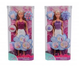 Кукла Стефи Лав - Модна кукла с пола променяща цвета си, асортимент
