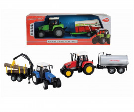 Коли, камиони, комплекти Simba-Dickie Dickie 203738000