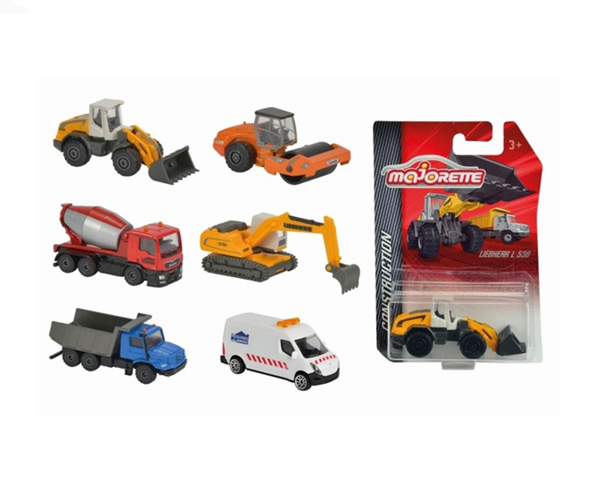 Коли, камиони, комплекти Simba-Dickie Majorrete 212057281