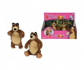 Забавна бебешка играчка Маша и Мечока